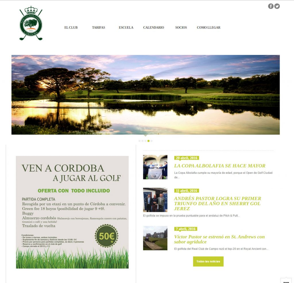 Golf Córdoba