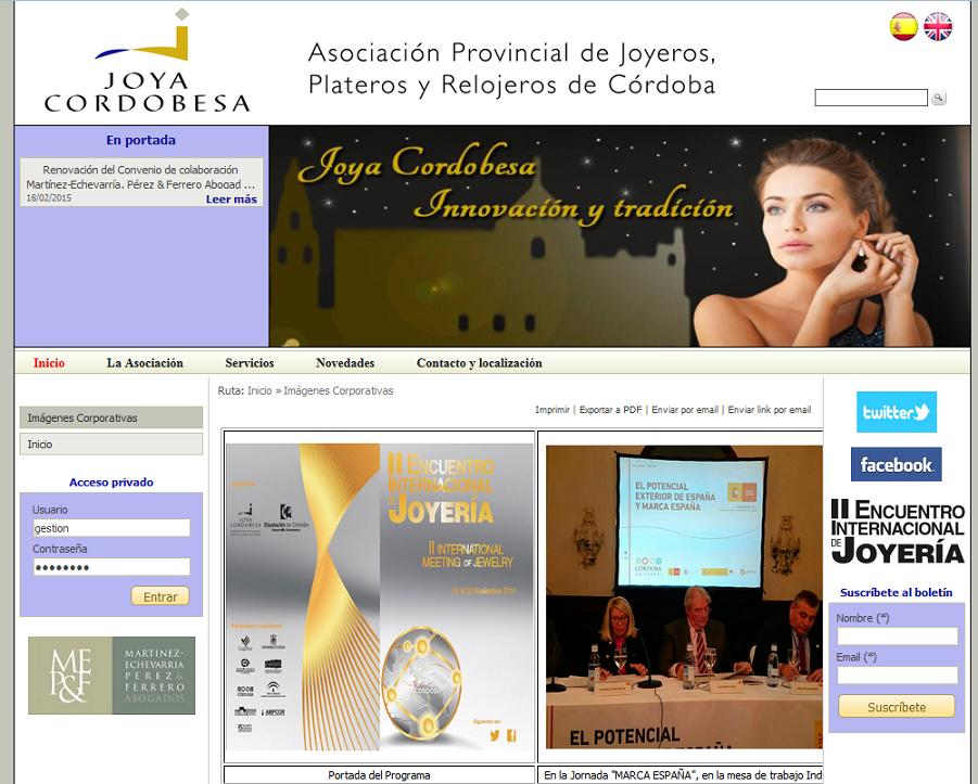 Asociación de Joyeros de Córdoba