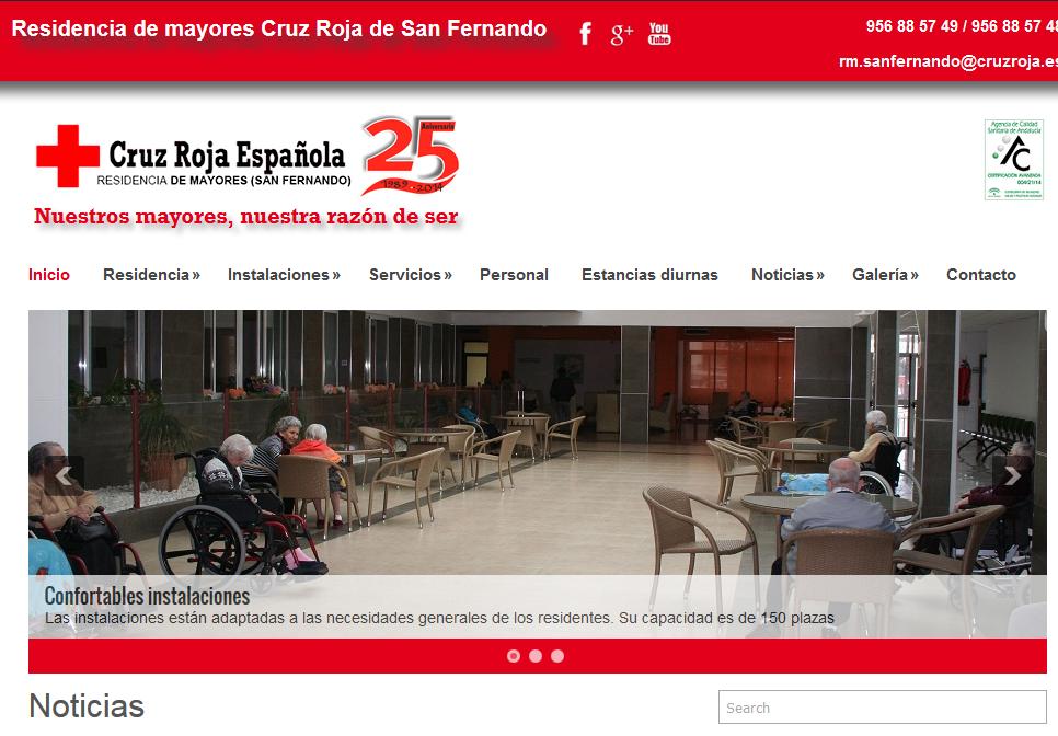 Residencia de Mayores San Fernando