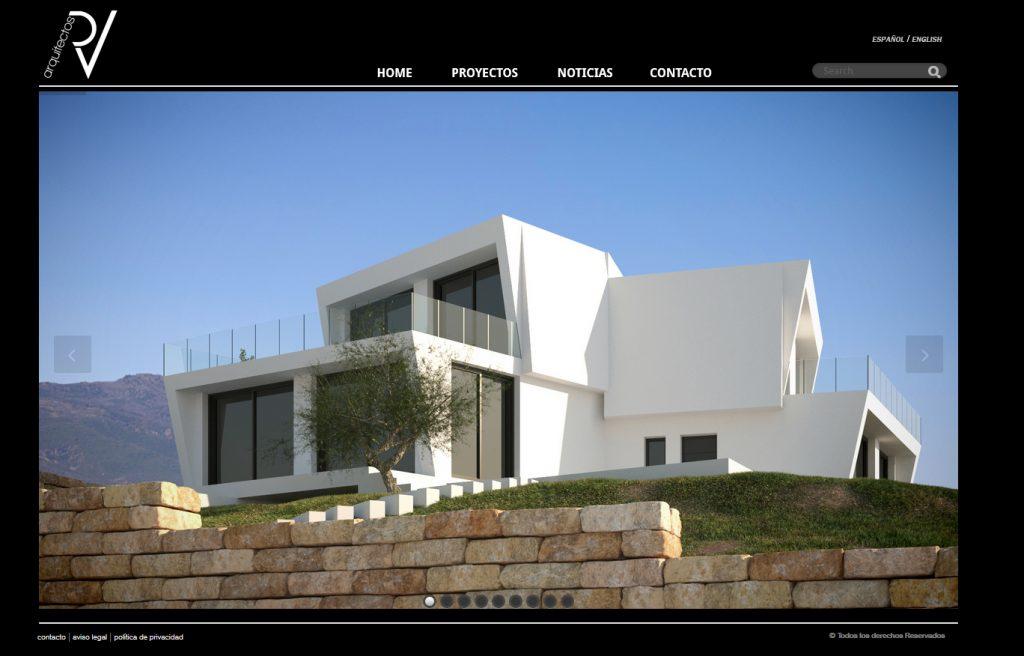 RV-arquitectos